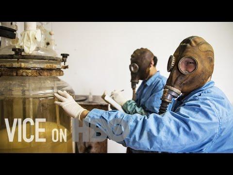 Synthetic Drug Revolution: VICE on HBO Debrief (Episode 5)