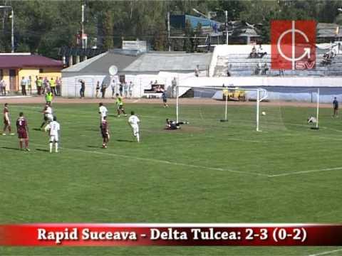 rezumat Rapid Suceava - Delta Tulcea 2-3