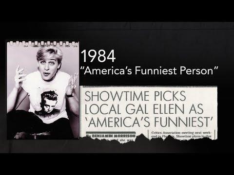 Celebrating Ellen's Impact on Her 60th Birthday