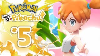 NIENTE COSTUME PER MISTY? - Pokemon Let's Go Pikachu ITA - Episodio 5