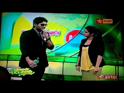 Allu Arjun Speaking Tamil video