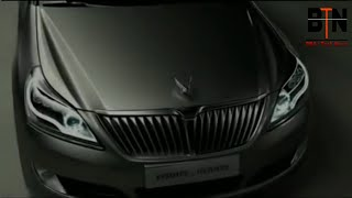 Hyundai Equus a luxury car