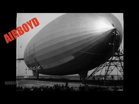 USS Akron Accident (1932)