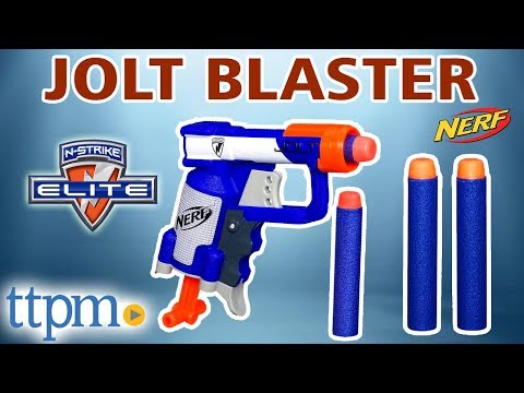 Nerf N-Strike Jolt from Hasbro