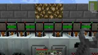 """SMG Plays Minecraft S01E04 - Tutoriál pro Technic (Automatické drcení a """"pečení"""" BC)"""