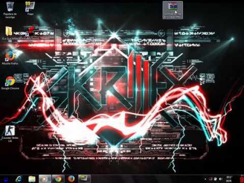 Tutoriales KM | Como descargar e instalar skins de skrillex para virtual dj