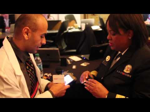 Surgeon General Tries Medgadget's Smartphone Physical