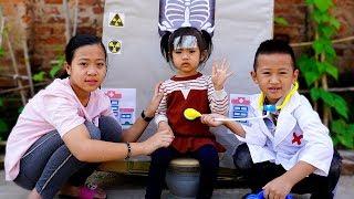 Trò Chơi Bé Đi Khám Bác Sĩ - Bé Nhím TV - Đồ Chơi Trẻ Em Thiếu Nhi