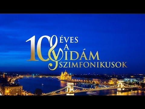 10 éves a Vidám Szimfonikusok - ünnepi újévi koncert - 2019. január 27.