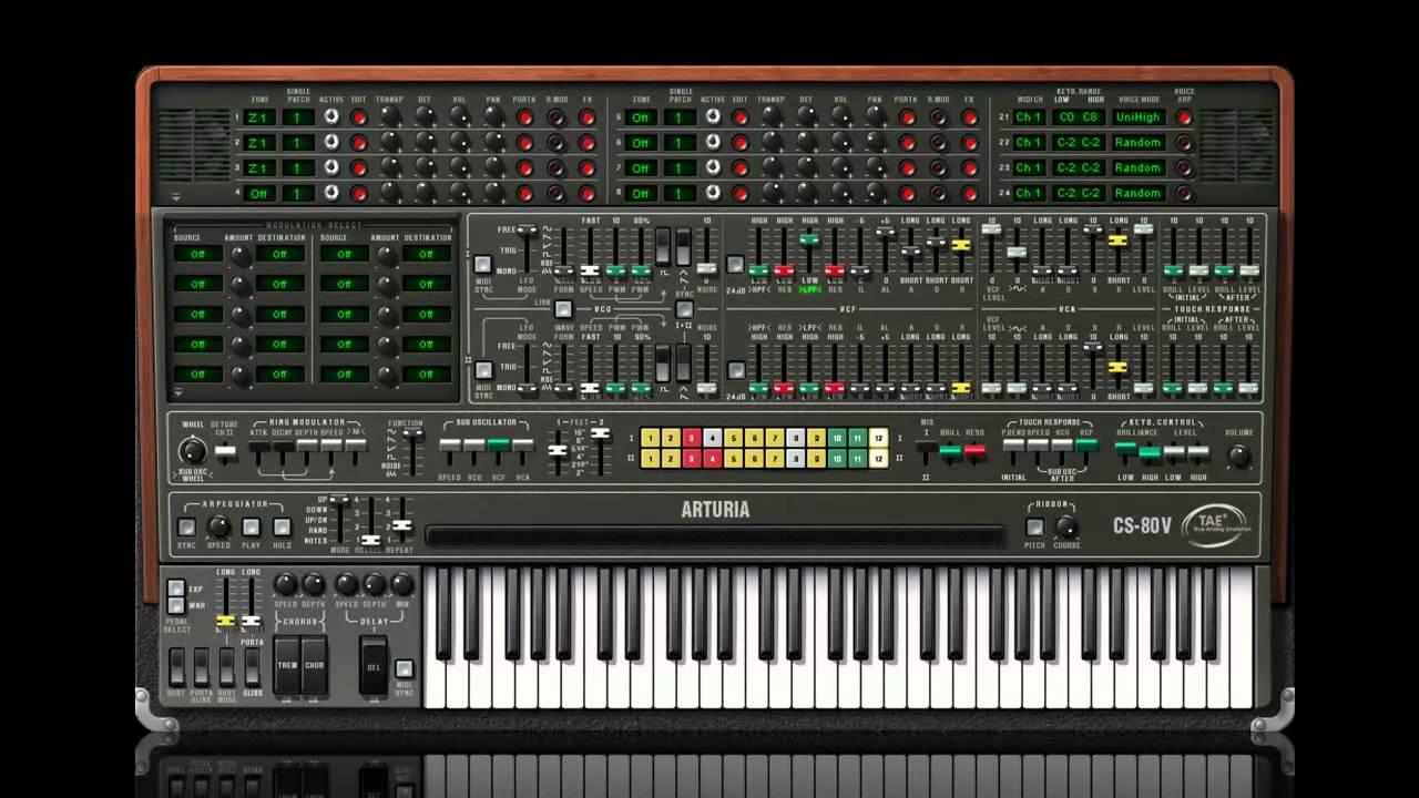 Yamaha Cs Emulator