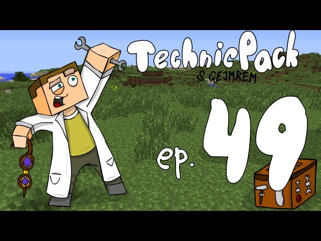 Technic Pack - Ep49 - Pistolka