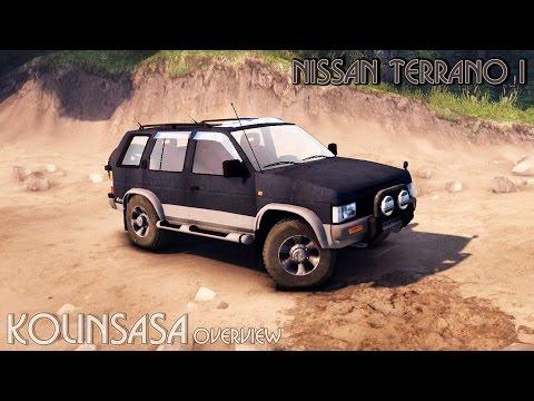 Nissan Terrano I V6-3000 R3