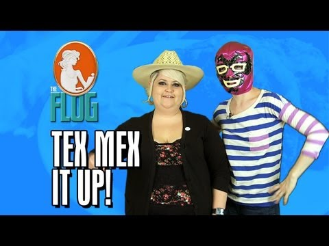 Felicia Day & Robin Thorsen Tex Mex It Up!