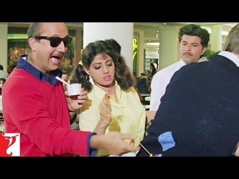 Prem Funniest Scenes - Comedy Scene - Lamhe