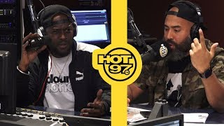 Shani Kulture & Ebro Get Into A BIG Debate Over Voting & Impeachment