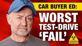 Biggest test driving mistake ever & how to avoid it (plus nuts) | Auto Expert John Cadogan
