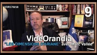 VOR170218 Les Dimensions d'Ariane avec Marc Vallée