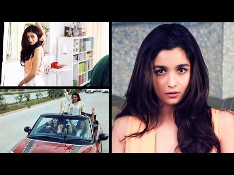 Making Of Alia Bhatt's Upcoming Phillips Ad