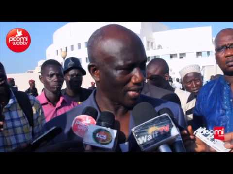 PROCES KARIM WADE Reaction Serigne Mbacké Ndiaye flingue le juge