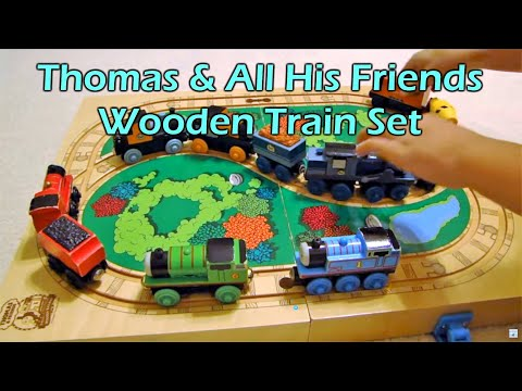 Thomas & All His Friends - Bash Dash Ferdinand Rusty James Percy