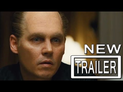 Black Mass Trailer Official - Johnny Depp