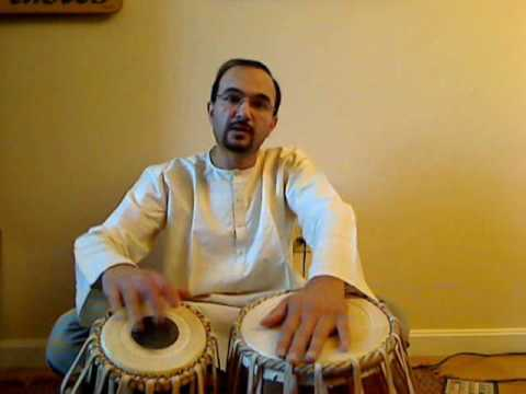 Tabla Lesson - Ek Taal video