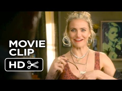 Annie Movie CLIP - Friendly Insepctor (2014) - Cameron Diaz, Adewale Akinnuoye-Agbaje Movie HD