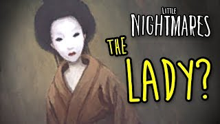 WHO IS THE LADY? - Little Nightmares | The Residence EXPLAINED! | Story Theory