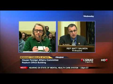 BENGHAZI: 2012 Jan 23 House Foreign Relations Committee
