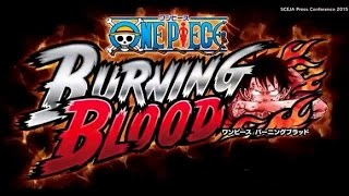 how to download ONE PIECE BURNING BLOOD cracked + gameplay 100% working!
