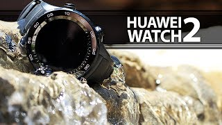 HUAWEI WATCH 2, Review en Español