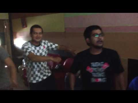 Merbau Project Team Rekind - Zakia (karaoke Version Ahmad Albar Cover) video