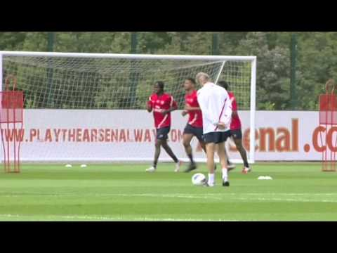 Arsene Wenger best skill in the world