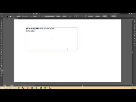 Adobe Illustrator CS6 for Beginners - Tutorial 60 - Type Tool Tips