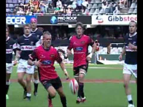 Sharks vs Pumas - Currie Cup match highlights 2011