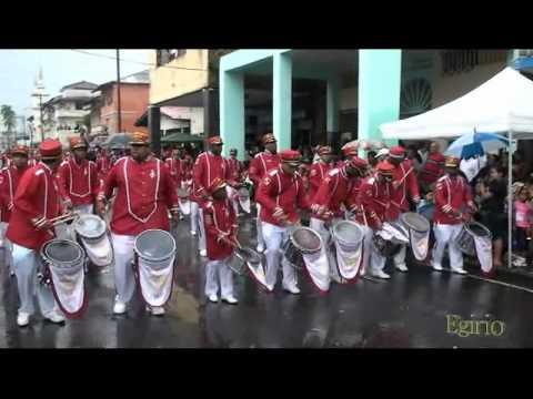 BANDA INDEPENDIENTE PANAMA PARA CRISTO. COLON, 5 DE NOVIEMBRE DEL 2010. PARTE 3.