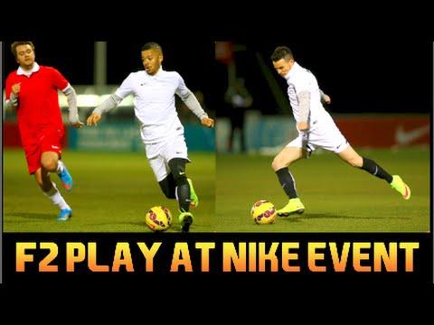 Hypervenoms VS Tiempos VS Superflys VS Magistas   Nike Event   F2Freestylers