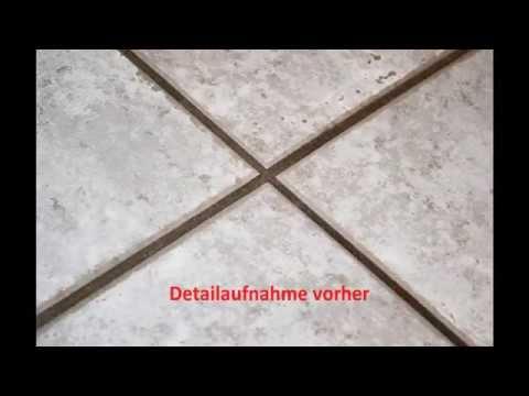 Badfliesen naturlich reinigen