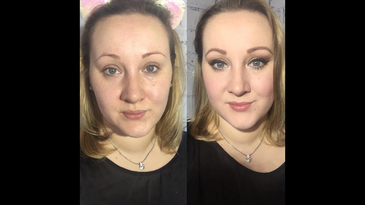 Как сделать макияж чтобы родители не заметили