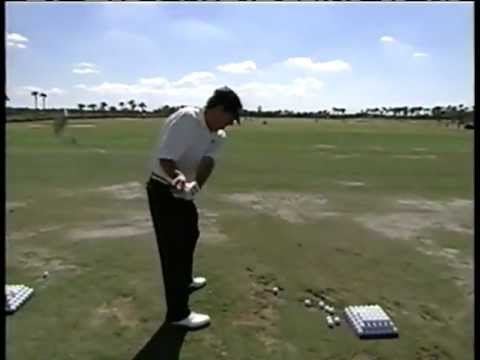 A swing analysis of Bruce Lietzke followed by a tee shot. http://www.littleleaky.blogspot.com/