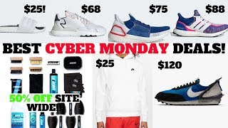 BEST CYBER MONDAY SALES! SEARCH TIPS FOR SNEAKER DEALS ONLINE!