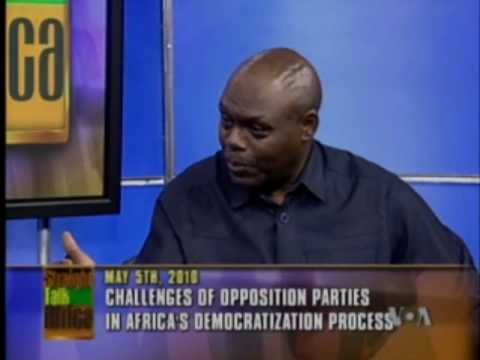 Olara Otunnu and Kahinda Otafire_on_   VOA_Straight Talk Africa PART 2