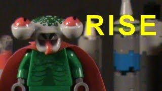 LEGO Rise of P-Squiddy (Part 1 of The Moon Diaries Trilogy)