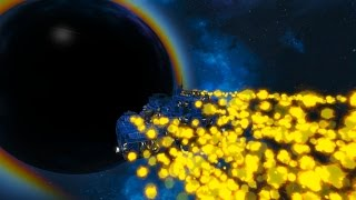 Space Engineers: Black Hole Mod by entspeak