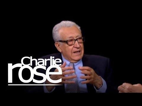 Lakhdar Brahimi (11/29/12) | Charlie Rose