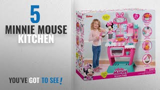 Top 10 Minnie Mouse Kitchen [2018]: Just Play Minnie's Happy Helpers Brunch Café Roleplay