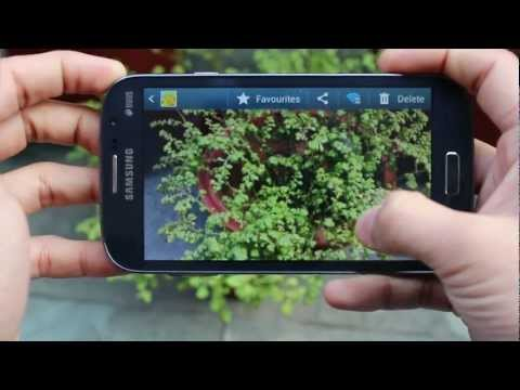 Samsung Galaxy Grand Camera Review