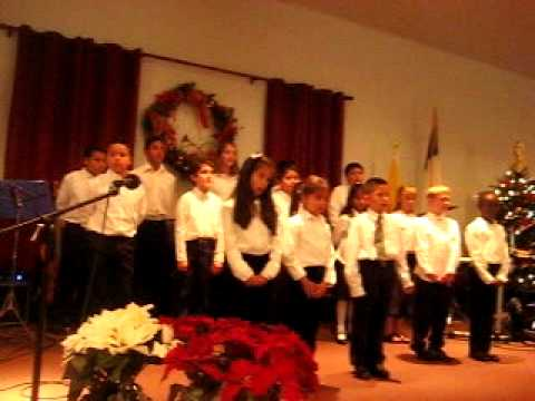 Miller Adventist Christian school-( Memory verses)-December 2010 - 01/05/2011