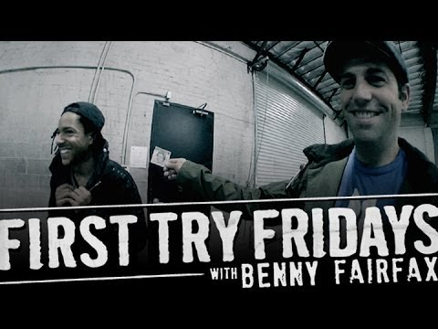 Benny Fairfax - First Try Friday