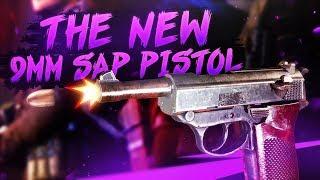 WW2 - The New DLC Pistol! (9mm SAP)